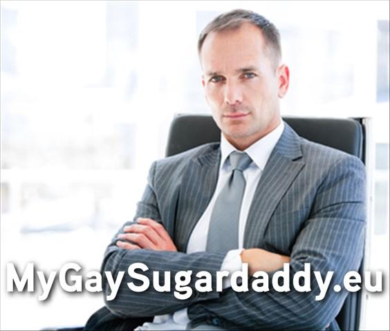 reicher Gay Daddy sucht Toyboy