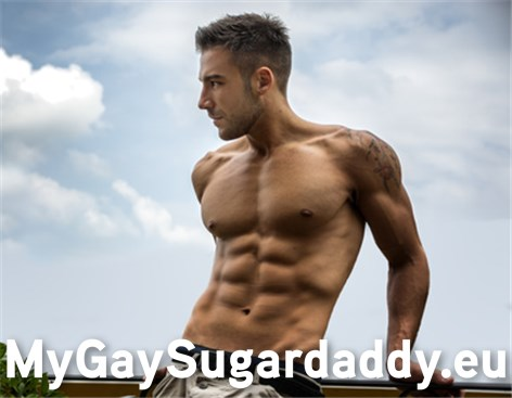 Sexy Gay Toyboy