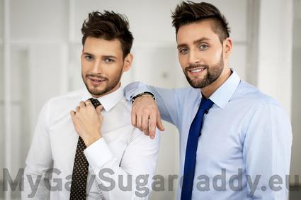 erfolgreiche Gay Männer