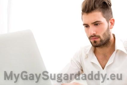 Gay Mann sucht Mann für Dates