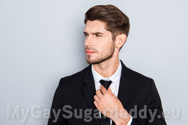 Geld verdienen als Sugar Boy